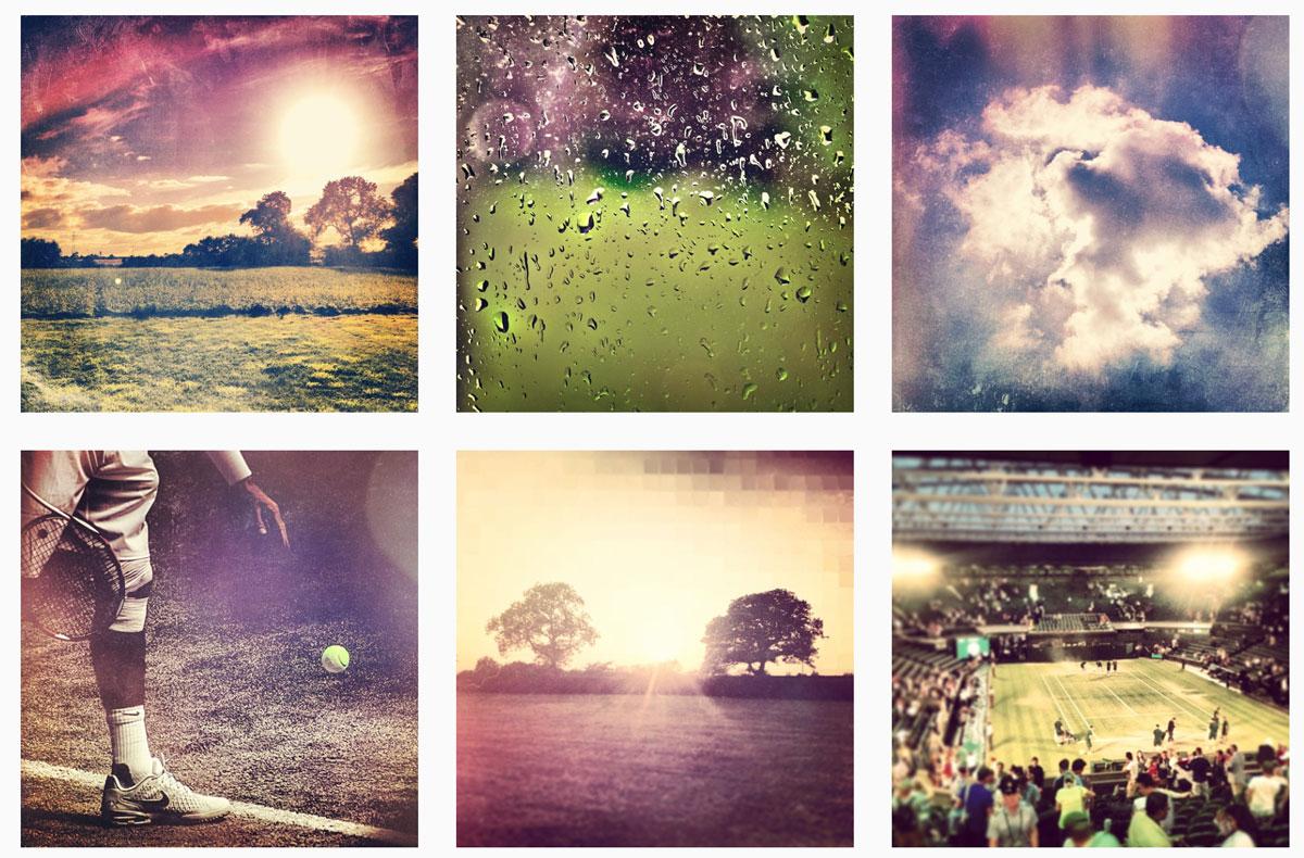 My First Instagram Photos
