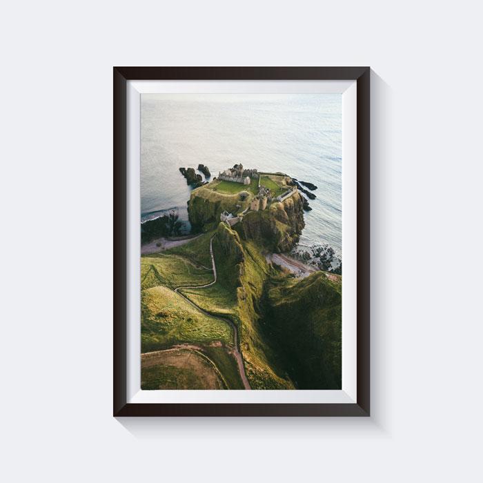 Dunnottar Castle Print