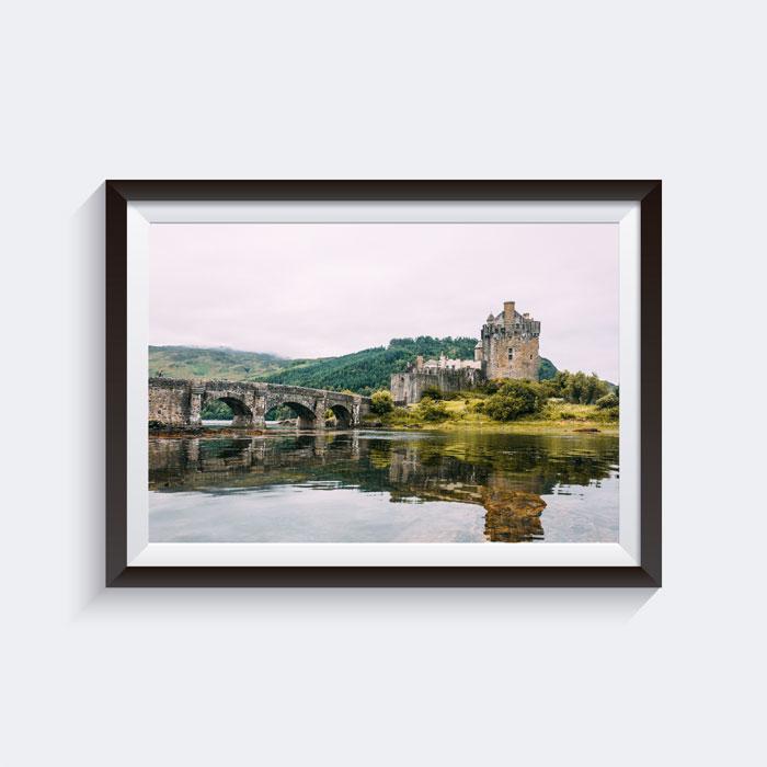 Eilean Donan Print