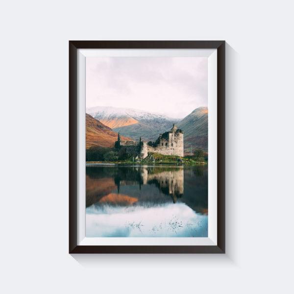 Kilchurn Castle Print