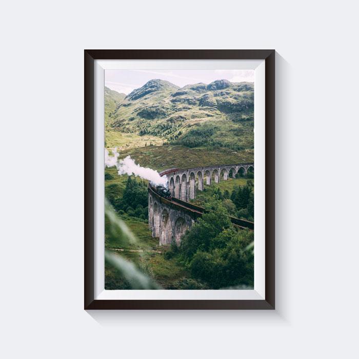Harry Potter Steam Train