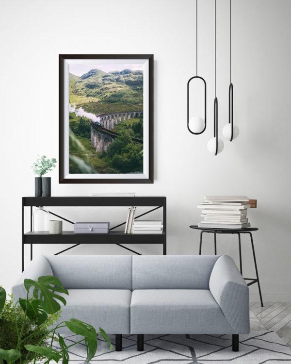 Glenfinnan Viaduct Print