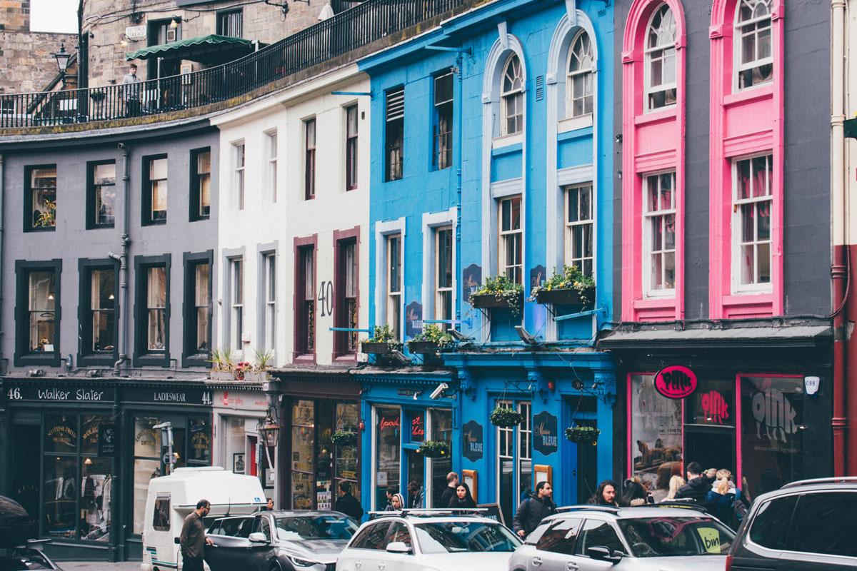 Diagon Alley Edinburgh