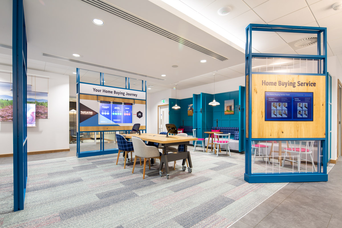 Bank Interior Image