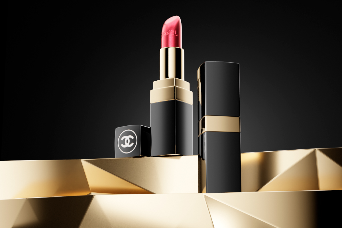 Edinburgh product photographer lipstick