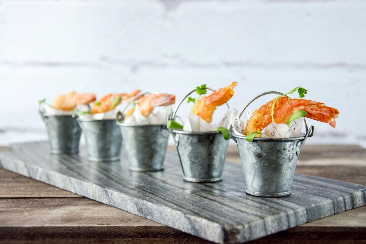 Event food shrimp