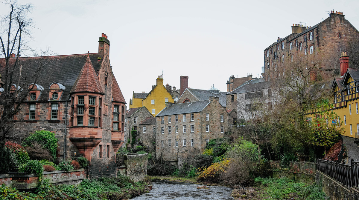 Dean Village Edinburgh